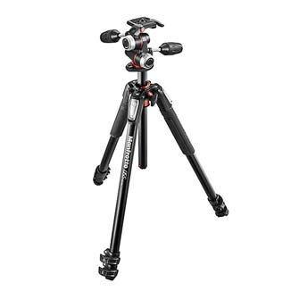 Manfrotto MT 055XPRO3 Tripod with MHXPRO-3W 3-Way Head