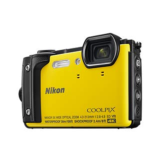 Nikon Coolpix W300 Waterproof Camera